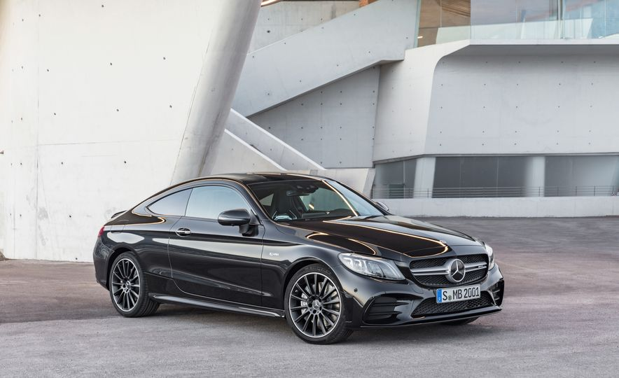 2019 Mercedes-AMG C43 coupe 4Matic - Slide 9