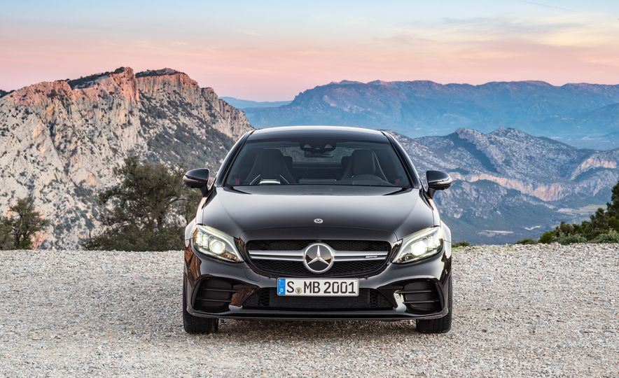 2019 Mercedes-AMG C43 coupe 4Matic - Slide 12