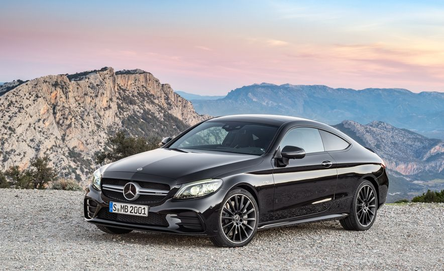 2019 Mercedes-AMG C43 coupe 4Matic - Slide 13
