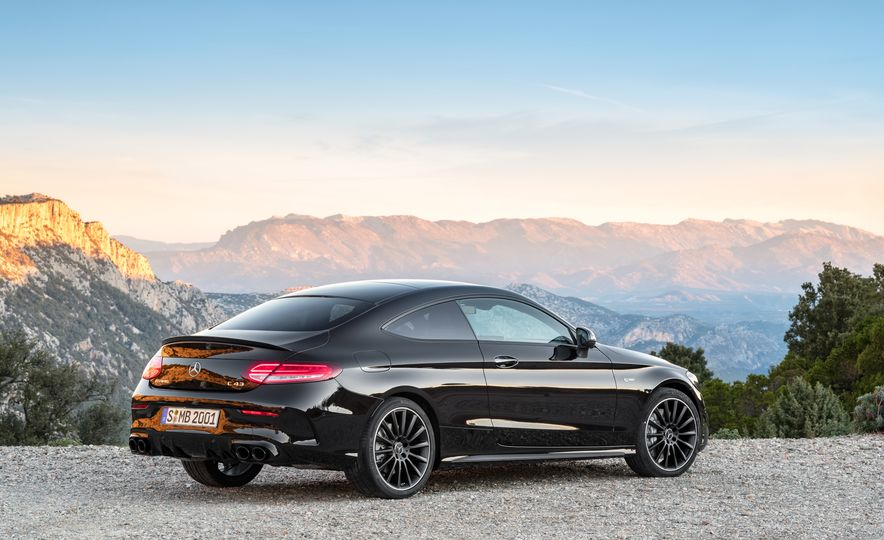 2019 Mercedes-AMG C43 coupe 4Matic - Slide 15