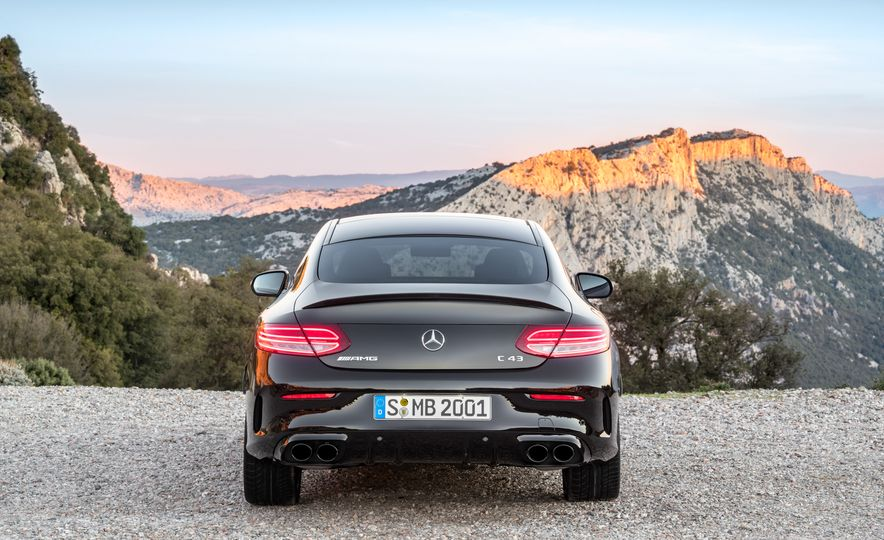 2019 Mercedes-AMG C43 coupe 4Matic - Slide 16