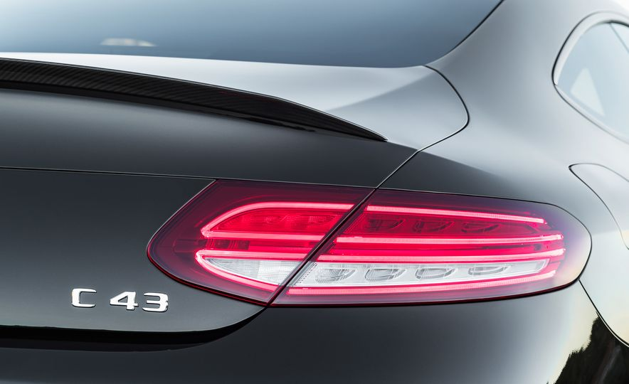 2019 Mercedes-AMG C43 coupe 4Matic - Slide 20