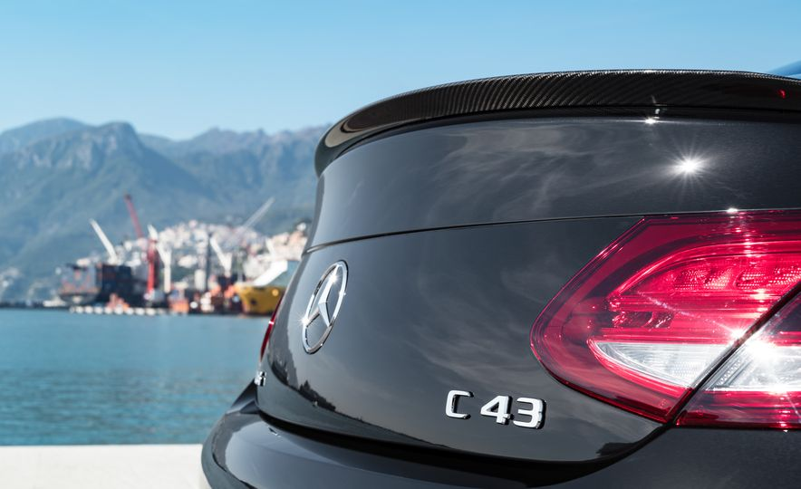 2019 Mercedes-AMG C43 coupe 4Matic - Slide 21