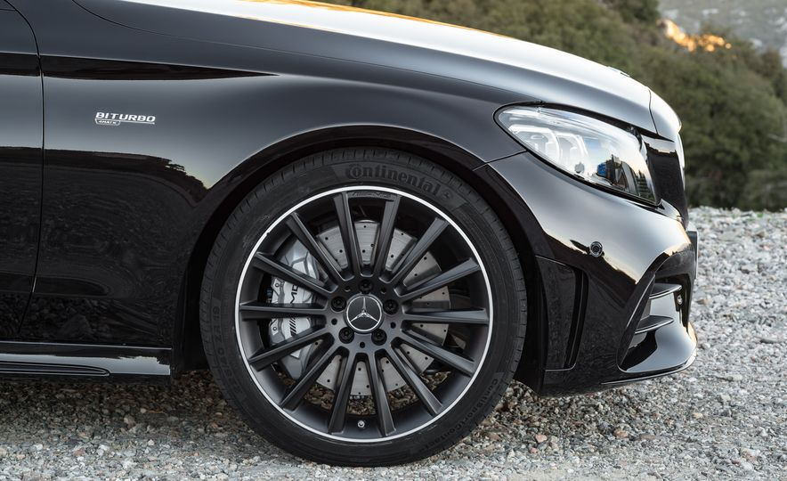 2019 Mercedes-AMG C43 coupe 4Matic - Slide 24