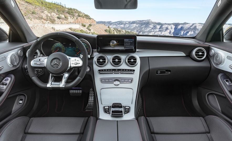 2019 Mercedes-AMG C43 coupe 4Matic - Slide 26