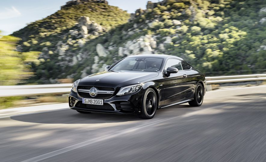 2019 Mercedes-AMG C43 coupe 4Matic - Slide 1