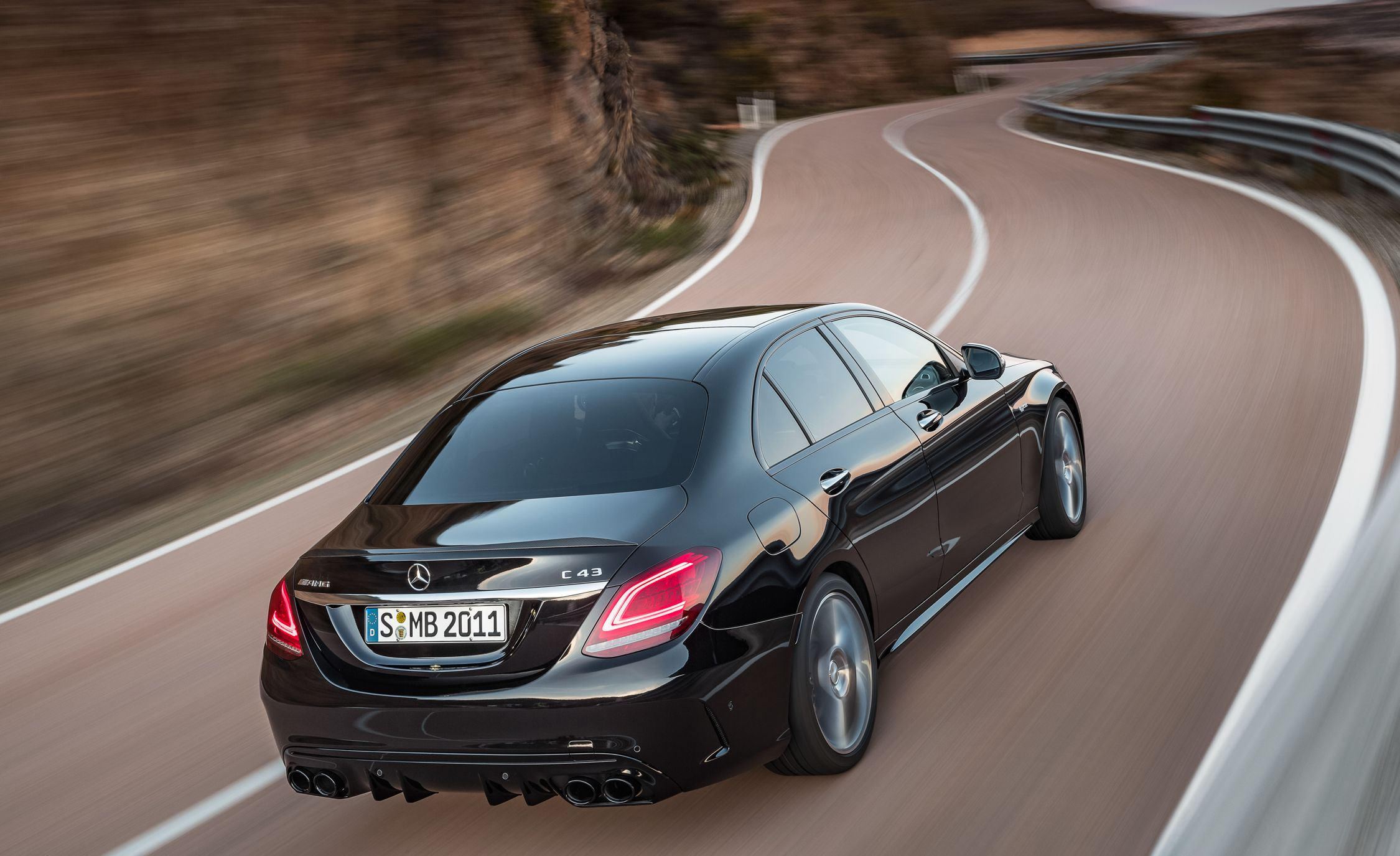 2019 Mercedes Amg C43 Reviews Price Photos And Specs Car Driver