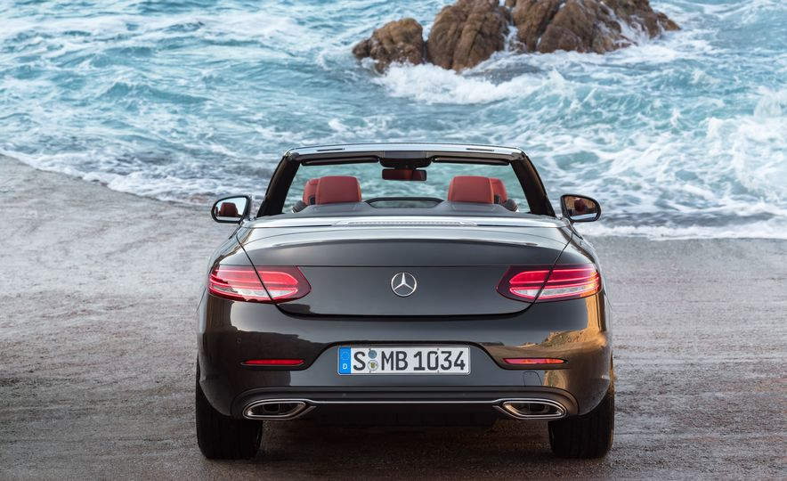 2019 Mercedes-AMG C43 coupe 4Matic - Slide 36