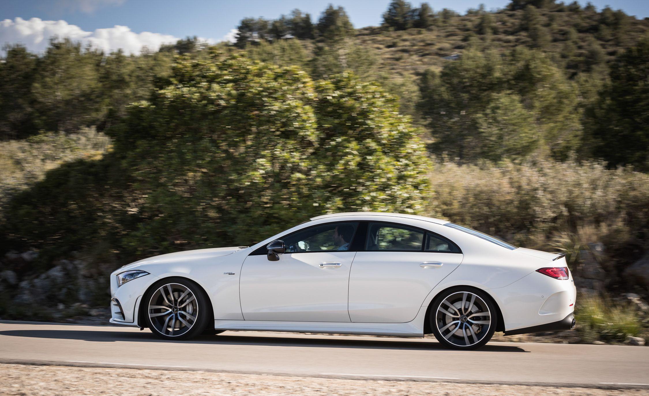 Mercedes Benz CLS class Reviews