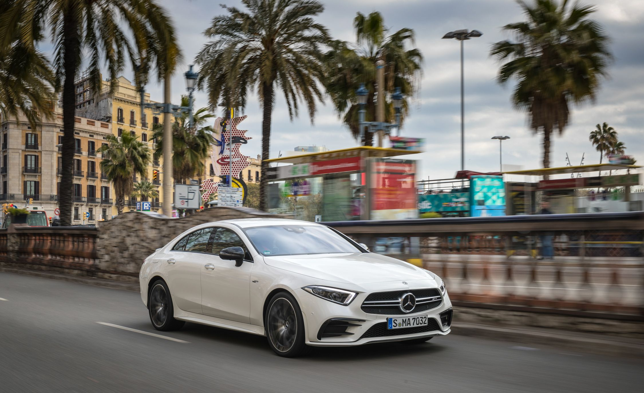 Mercedes Benz CLS class Reviews