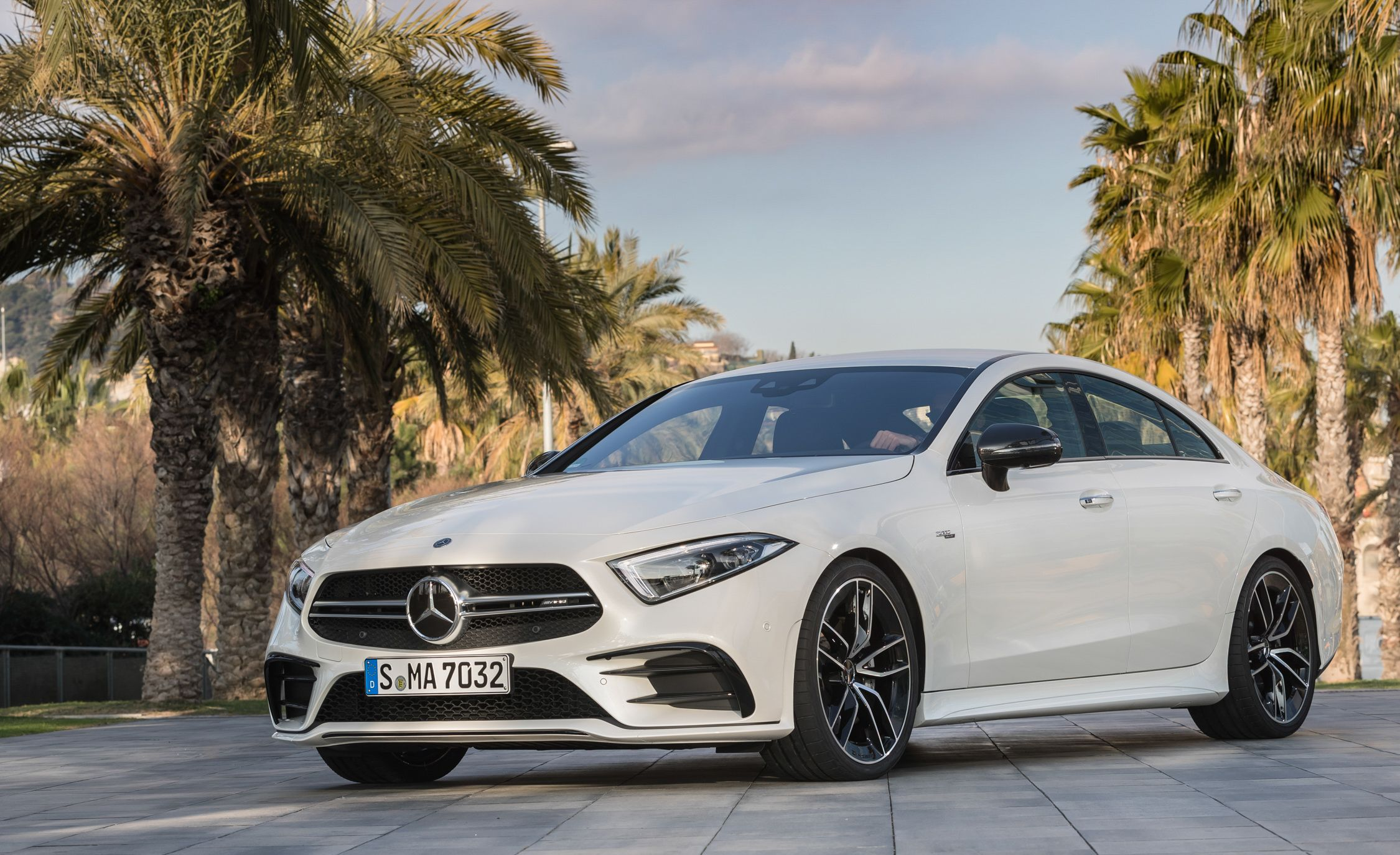 2019 Mercedes Benz Cls Cl Reviews Price Photos And Specs Car Driver