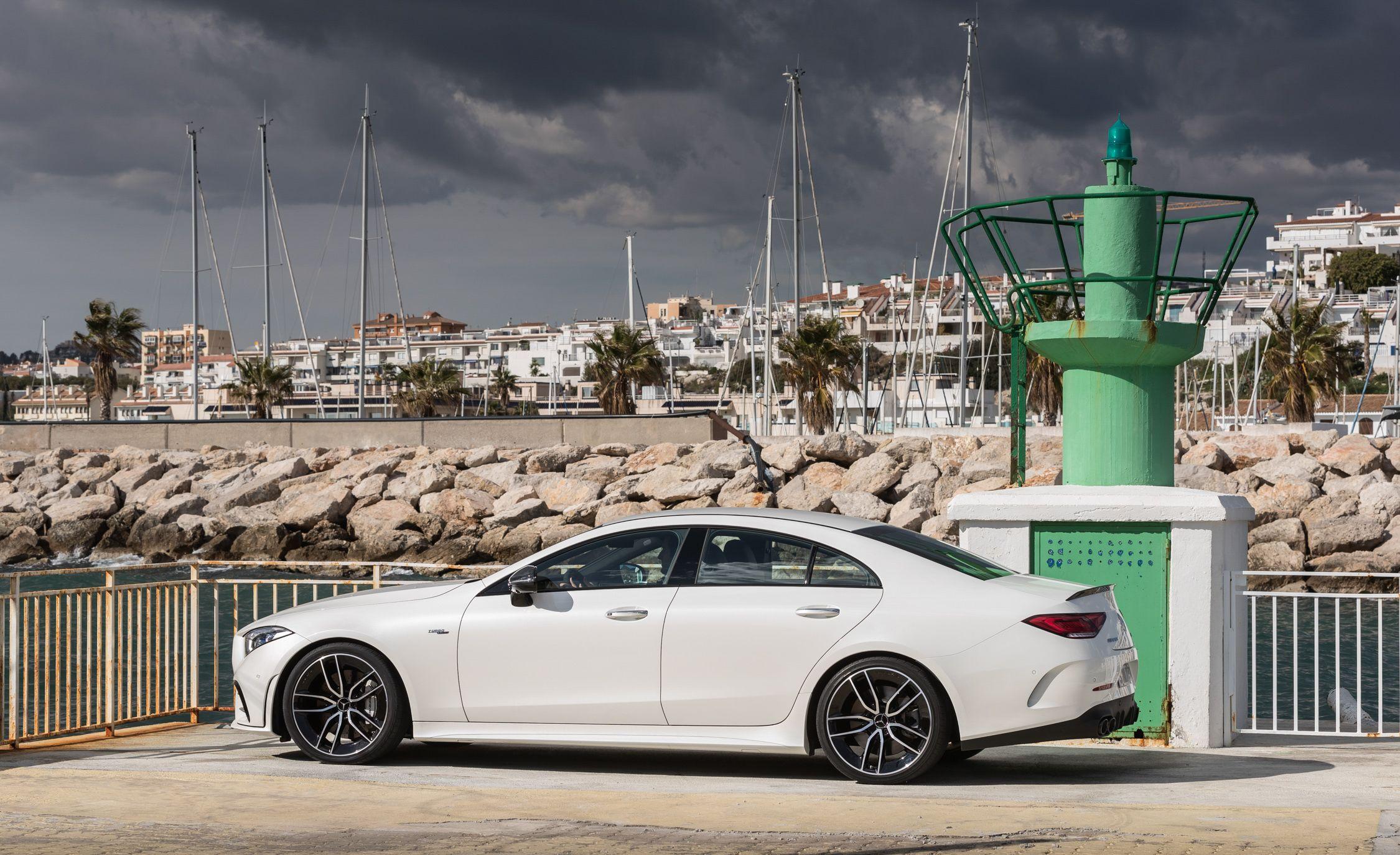 Mercedes Benz Cls Class Reviews Price 2008 Cls550 Rims Photos And Specs Car Driver
