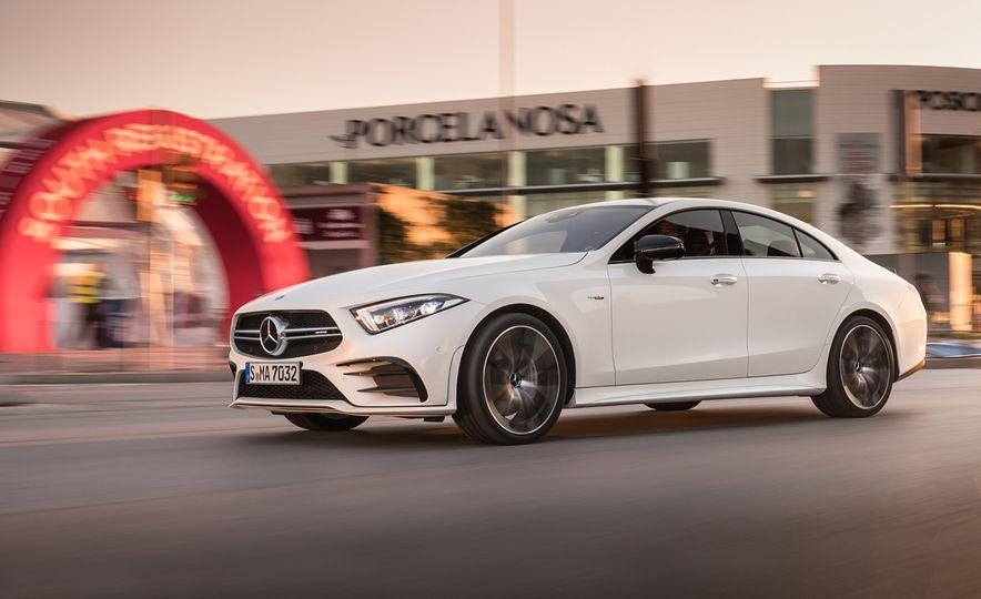 2019 Mercedes-AMG CLS53 4MATIC - Slide 1