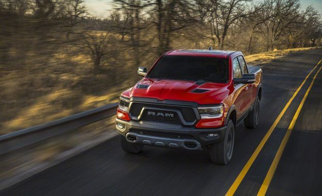 Ram Jam: 2019 Ram 1500 Pickup Starts at $33,340