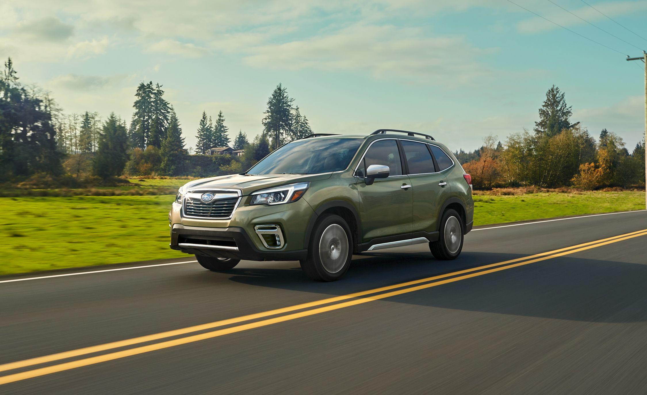 2019 Subaru Forester Reviews Price Photos And 1998 Outback Owners Manual Specs Car Driver