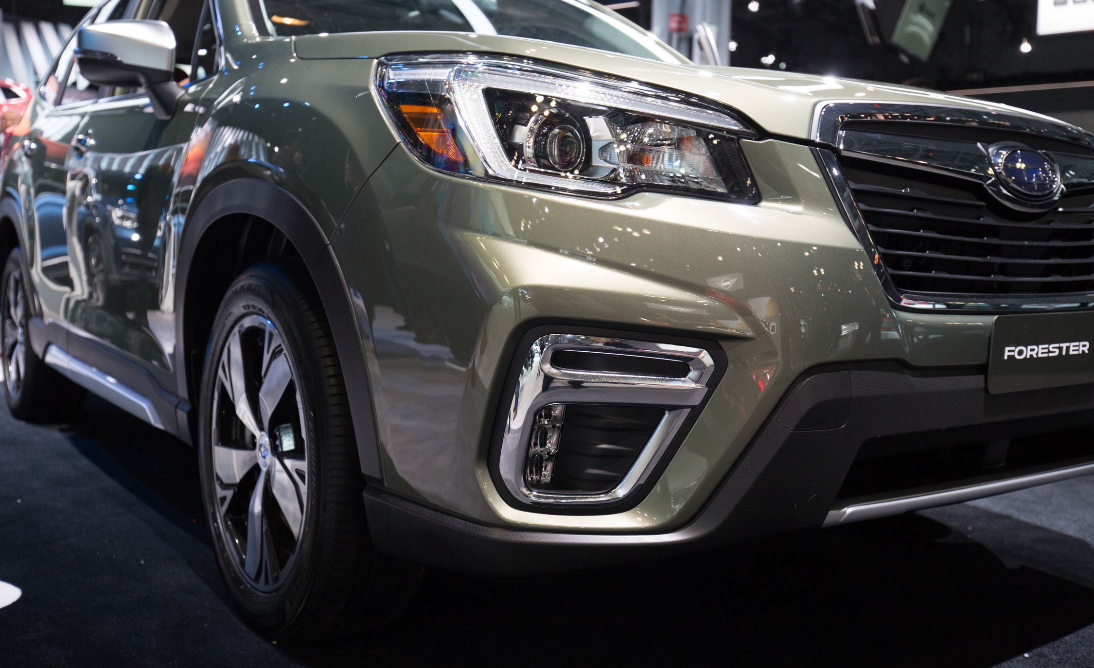Subaru Forester Reviews Price Photos And Specs Car Driver Cars Jpg 2250x1375
