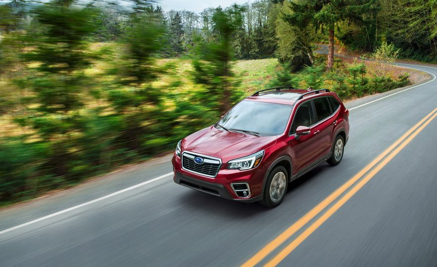 2019 Subaru Forester - Slide 1
