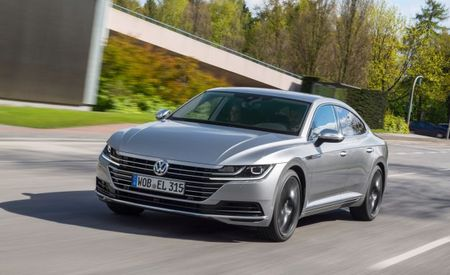 Volkswagen Arteon May Get a Wagon Stablemate