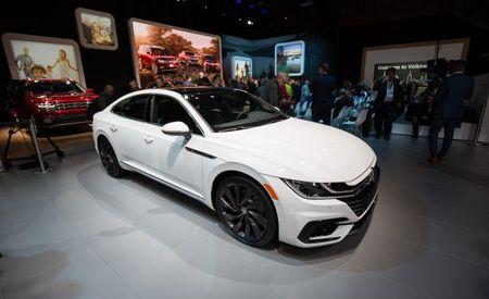R You Surprised? Volkswagen Arteon Will Offer R-Line Trim