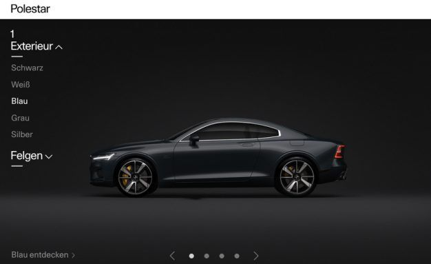 Polestar 1: The Order Book Is Open for the Swedish Hybrid Supercoupe