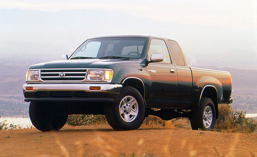 Put to Bed: These Are the Forgotten Pickup Trucks, Volume I - Slide 22