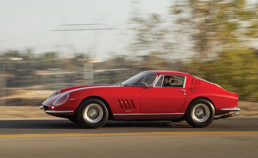 The 20 Most Expensive Cars Sold at the 2018 Amelia Island Auctions - Slide 19