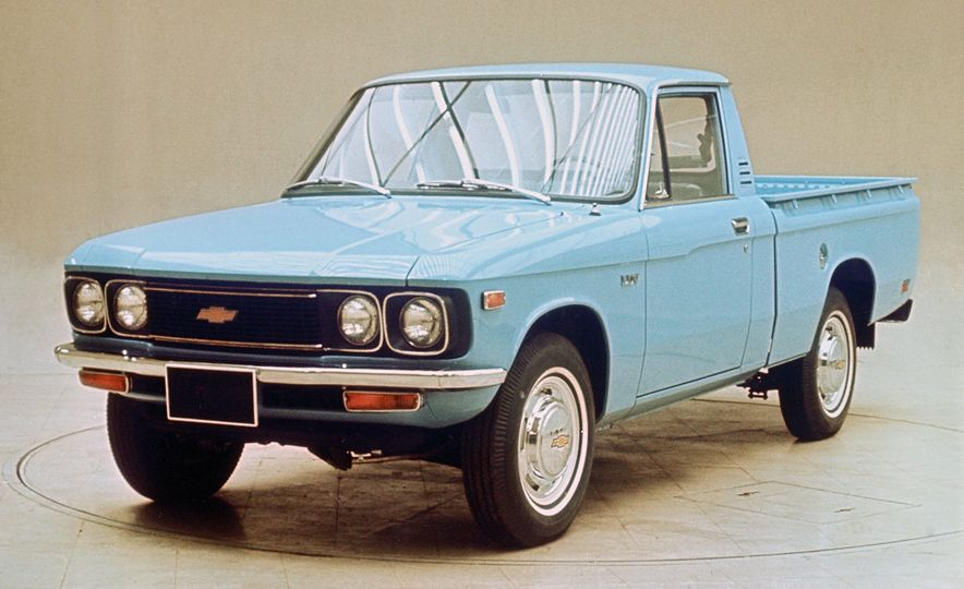 Put to Bed: These Are the Forgotten Pickup Trucks, Volume I - Slide 3