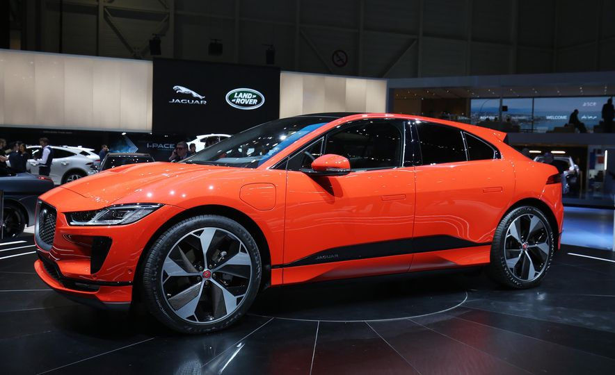 2019 Jaguar I-Pace - Slide 3