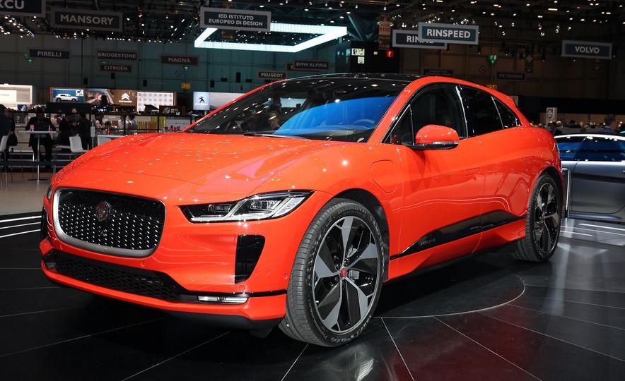 2019 Jaguar I-Pace - Slide 2