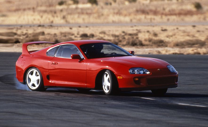 A Visual History of the Toyota Supra: Glorified Celica to Fastly Furious Movie Star - Slide 8
