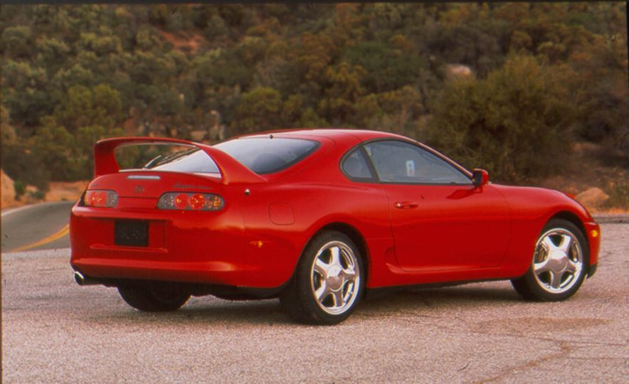 A Visual History of the Toyota Supra: Glorified Celica to Fastly Furious Movie Star - Slide 10