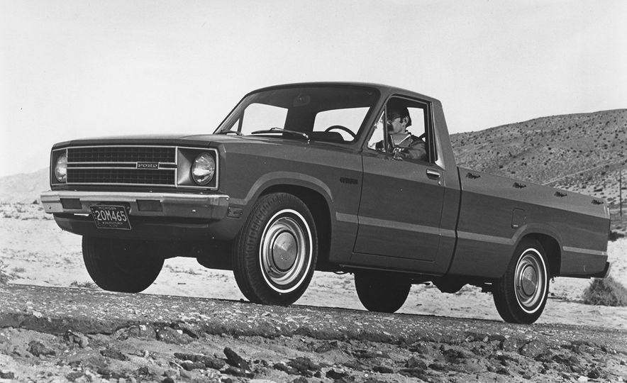 Put to Bed: These Are the Forgotten Pickup Trucks, Volume I - Slide 9