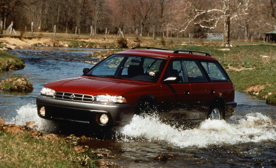 A Visual History of Subaru's 50 Years in America - Slide 15
