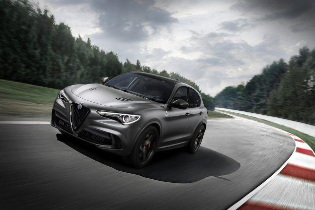 NRING the Dragon: Nurburgring Edition Alfa Romeo Quadrifoglios Revealed