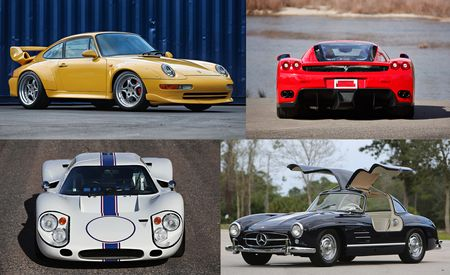 The 20 Most Expensive Cars Sold at the 2018 Amelia Island Auctions
