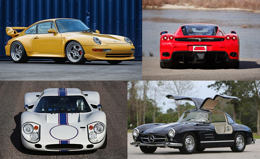 The 20 Most Expensive Cars Sold at the 2018 Amelia Island Auctions - Slide 1