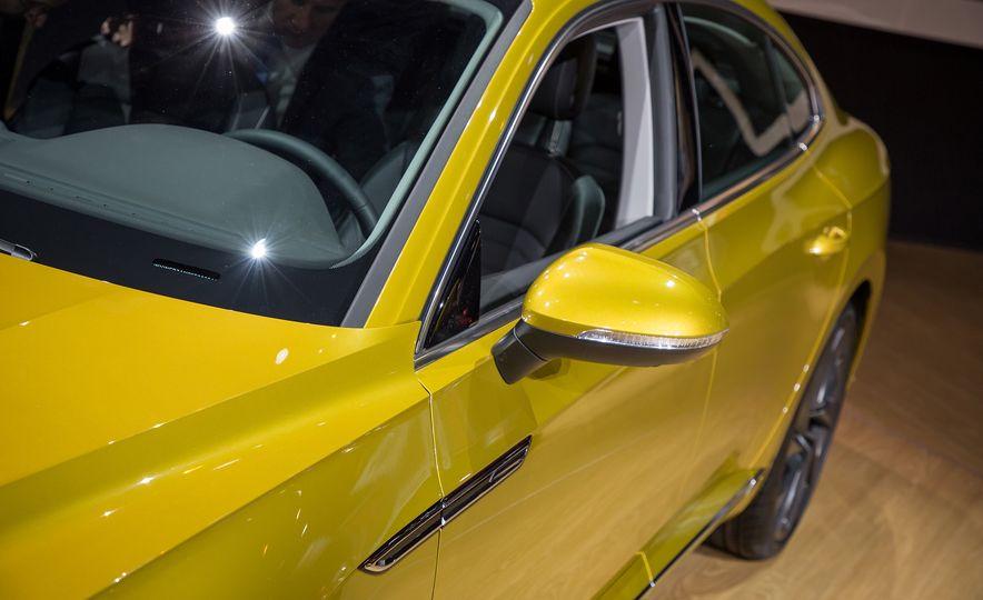10 Design Elements that Set the Volkswagen Arteon Apart - Slide 5