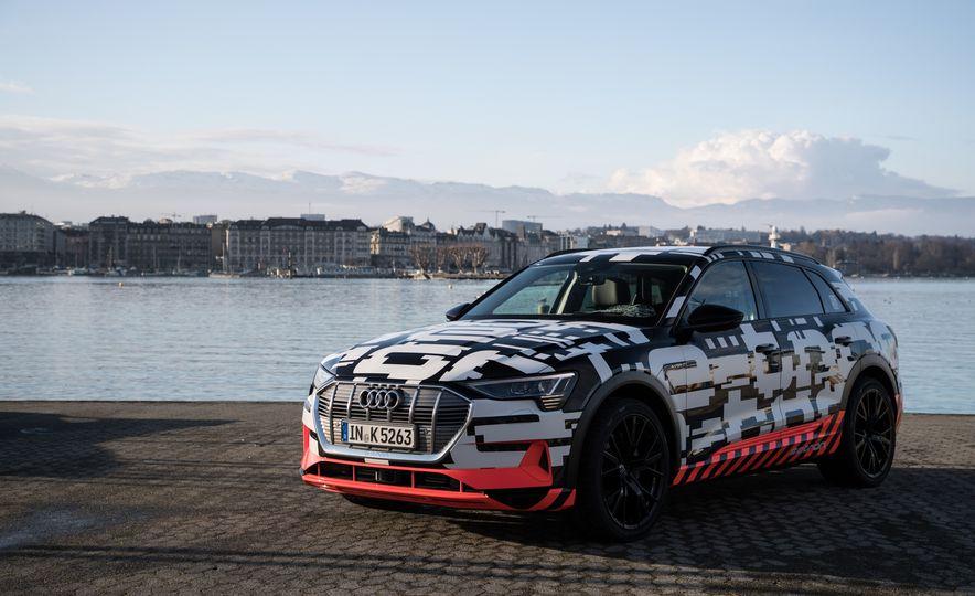 Audi e-tron prototype - Slide 1