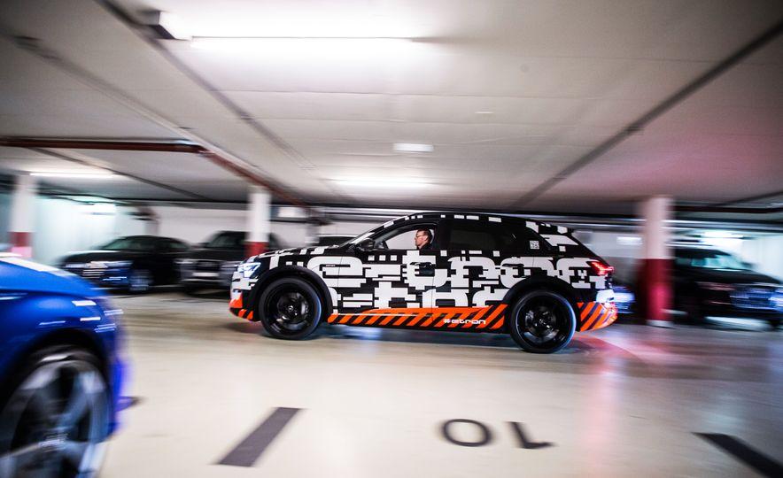 Audi e-tron prototype - Slide 8