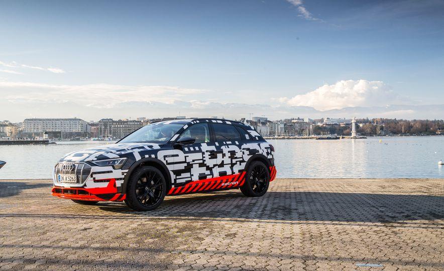 Audi e-tron prototype - Slide 10