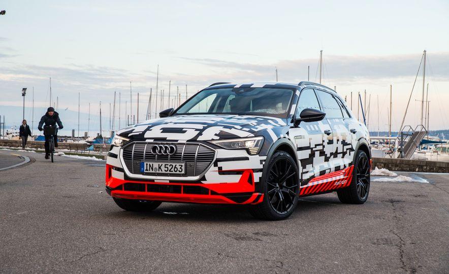 Audi e-tron prototype - Slide 12