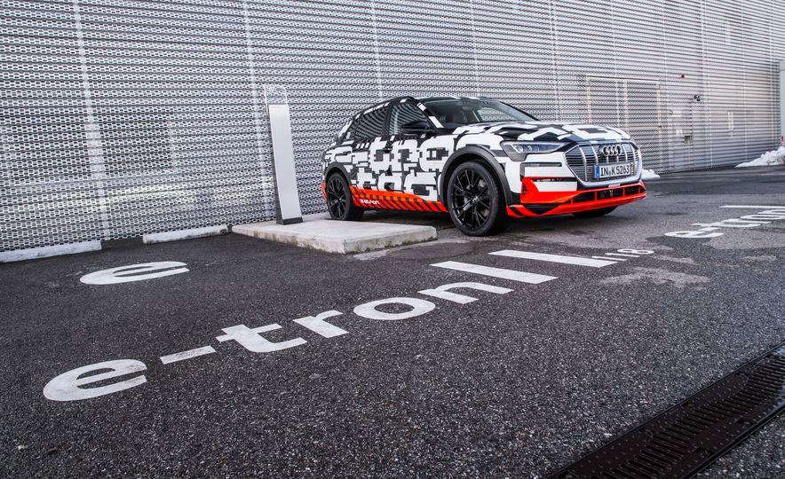 Audi e-tron prototype - Slide 13