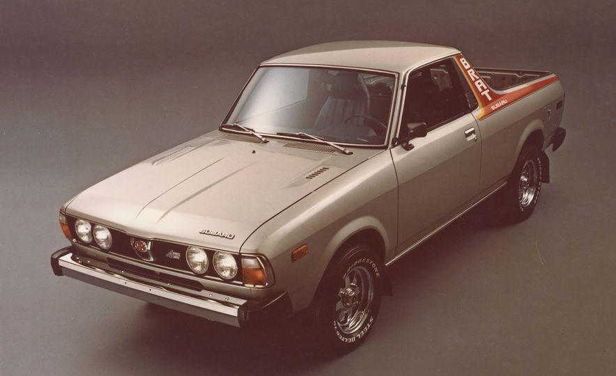 A Visual History of Subaru's 50 Years in America - Slide 6