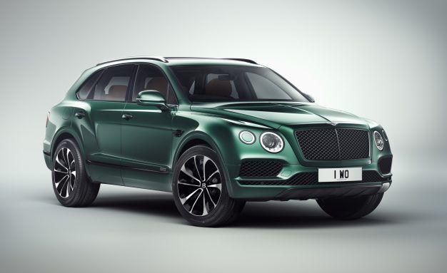 Bentley bentayga price