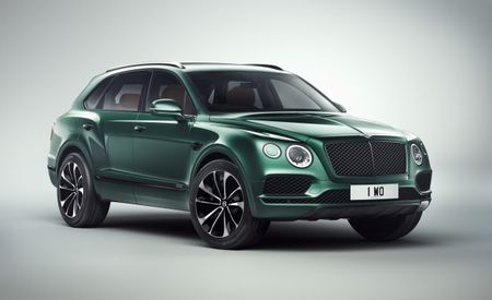 Blazing Saddles: Mulliner Crafts an Equestrian-Inspired Bentley Bentayga