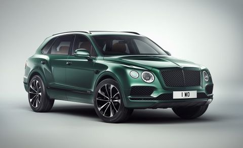 Bentley Bentayga by Mulliner, Inspired by The Festival