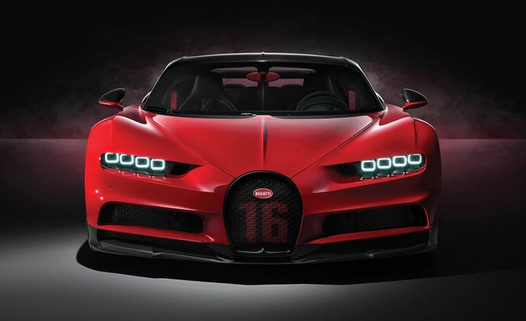 Bugatti Chiron Sport Is the Chiron Taken to New Extremes