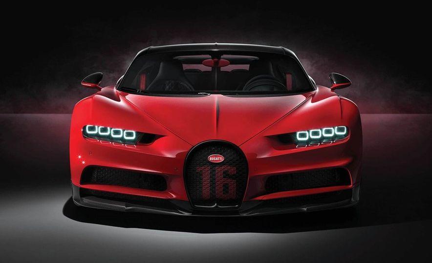 Bugatti Chiron Sport - Slide 1