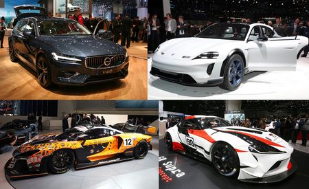 The Must-See Debuts from the 2018 Geneva Auto Show