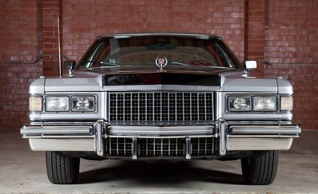 Oh My God! It's a Mirage! The Rare '70s Cadillac Pickup That's Very, Very Real